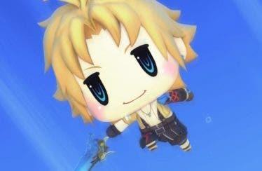 Square Enix ofrece 23 minutos gameplay de World of Final Fantasy