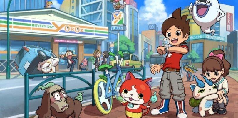 Se muestran los transportes de Yo-Kai Watch 3