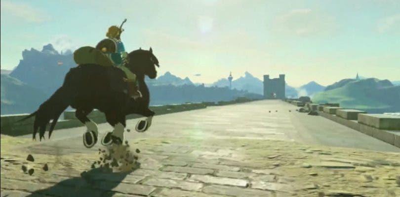 Un spot nipón revela nuevas secuencias de Zelda: Breath of the Wild