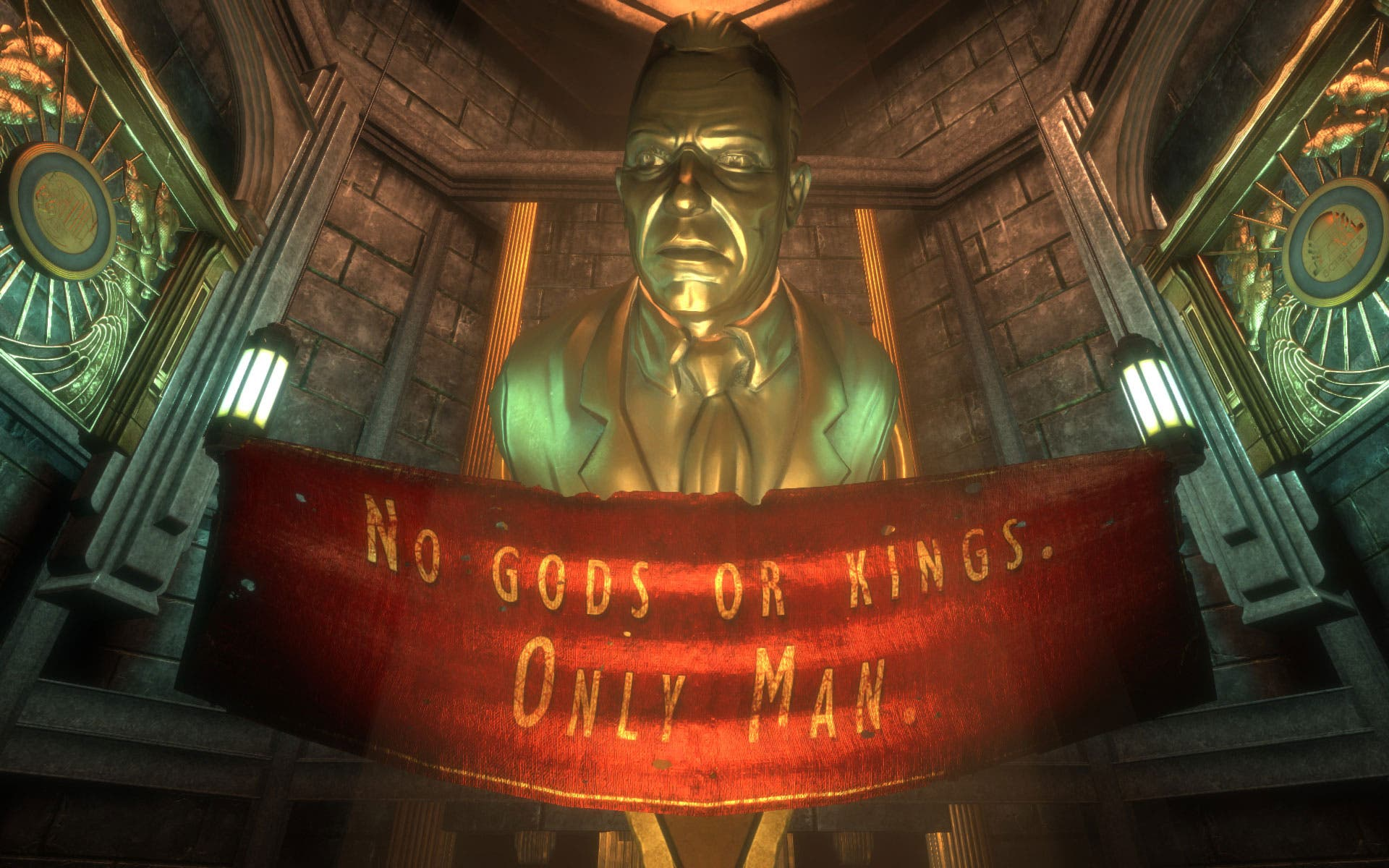 Imagen de BioShock: The Collection requerirá una descarga de al menos 31GB en Switch
