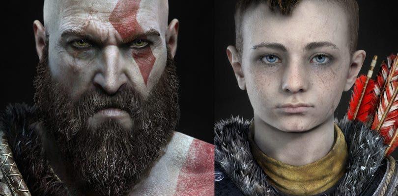 Nuevas imágenes de God of War