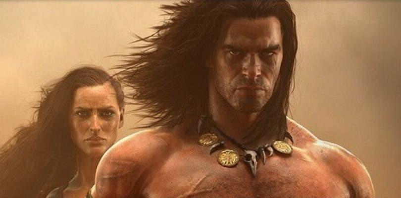 Primer gameplay del MMORPG Conan Exiles