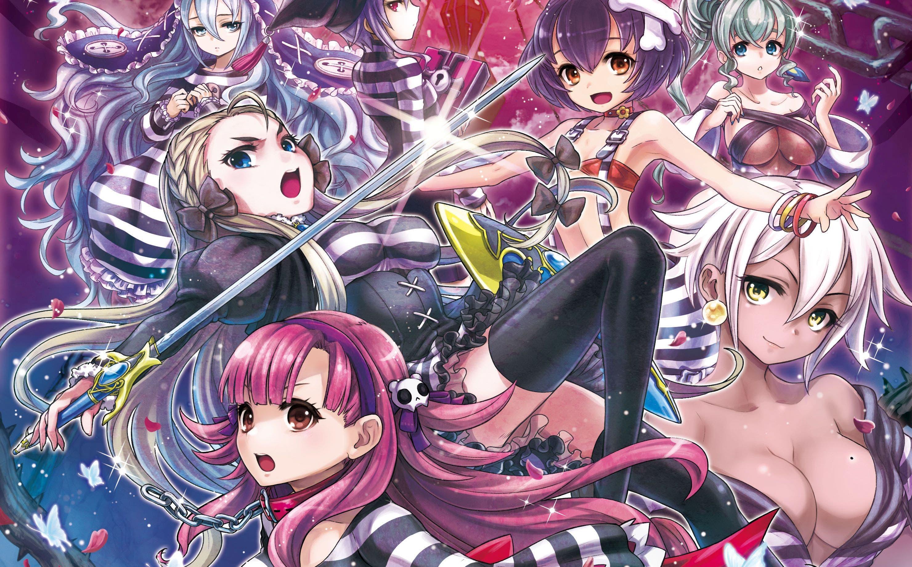 Imagen de Análisis Criminal Girls 2: Party Favors