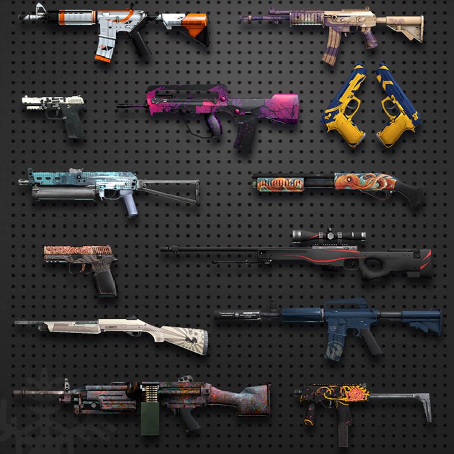 El mercado de skins para armas de CS:GO mueve mucho dinero. Por cada transacción realizada, Valve recibe una comisión.
