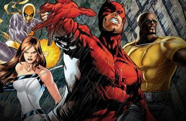 Defender Daredevil Jessica Jones Defensores