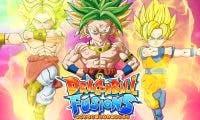 Dragon Ball Fusions muestra el contenido de su primer parche
