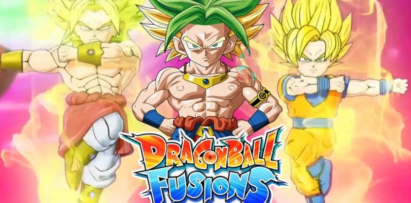 Nuevos gameplay del modo on-line de Dragon Ball Fusions