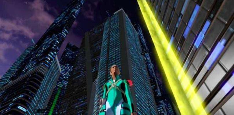Energy Hook llegará a PlayStation 4 la semana que viene