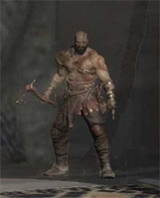 El supuesto nuevo protagonista de God of War IV