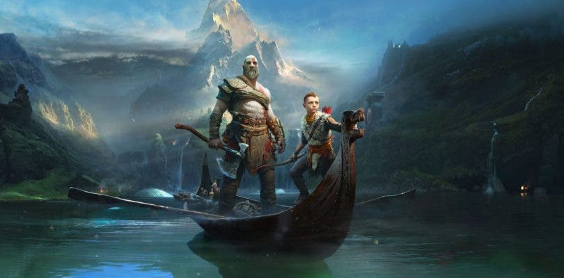 El director de God of War nos exhibe cómo Kratos destruye una loot box