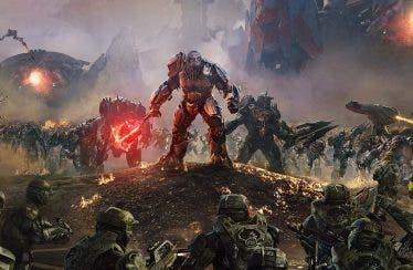 Se muestra el modo Blitz de Halo Wars 2 en un extenso gameplay
