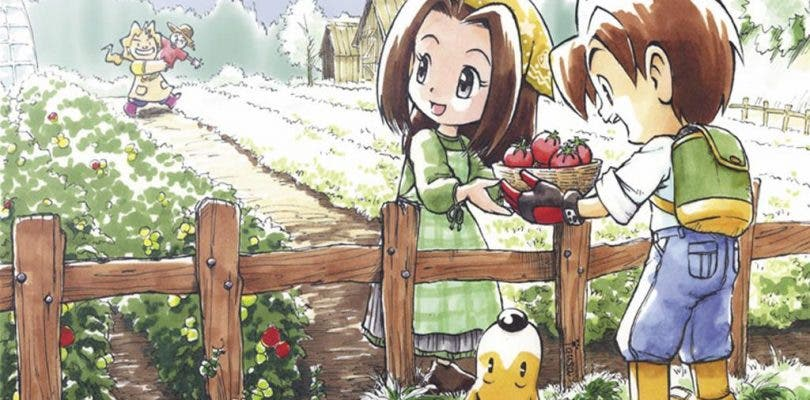 Se anuncia Harvest Moon: Skytree Village para Nintendo 3DS