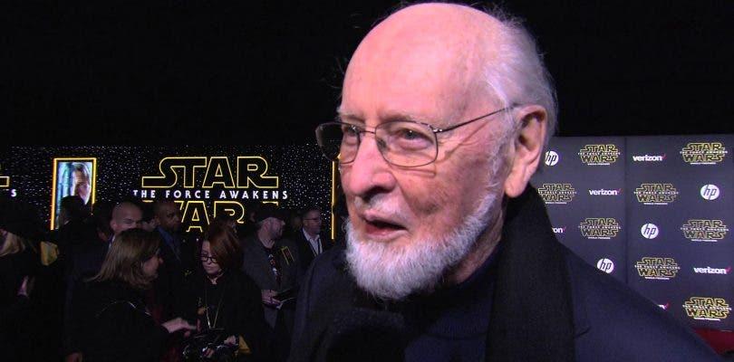 John Williams compondrá la BSO de Star Wars VIII e Indiana Jones 5