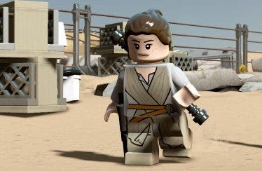 Rey protagoniza el último tráiler de LEGO Star Wars