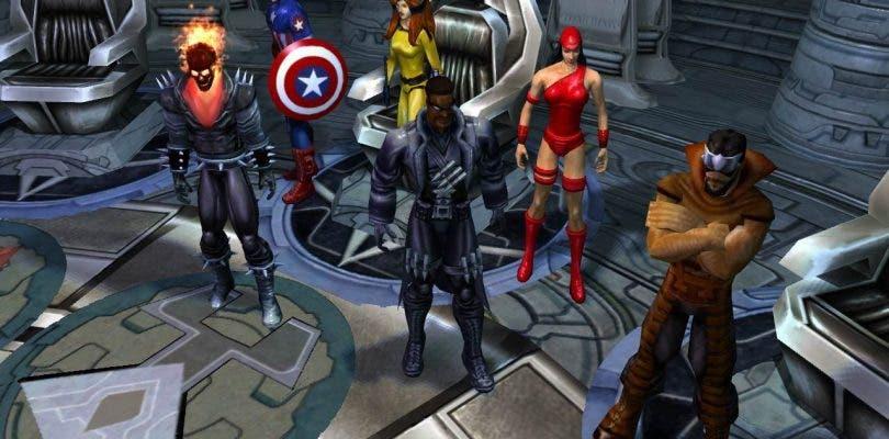 Marvel: Ultimate Alliance podría llegar a la nueva generación