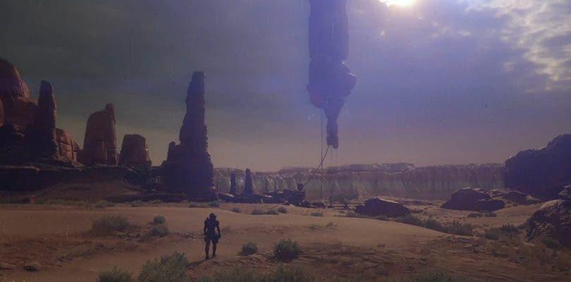 Amazon filtra la fecha de lanzamiento de Mass Effect Andromeda