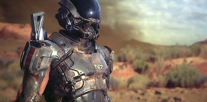 Filtrada la posible fecha de Mass Effect: Andromeda