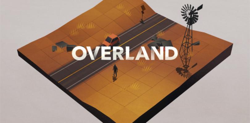 Overland muestra la generación procedural en un nuevo tráiler