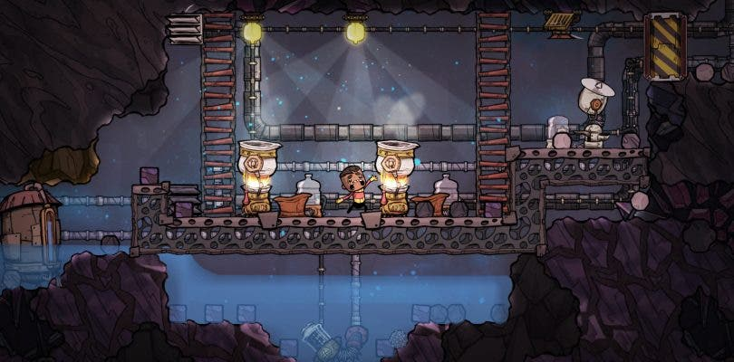 Klei Entertainment presenta Oxygen Not Included
