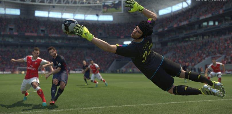 Podemos jugar a la demo de Pro Evolution Soccer 2017