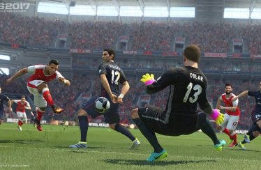 Konami muestra las novedades de PES 2017