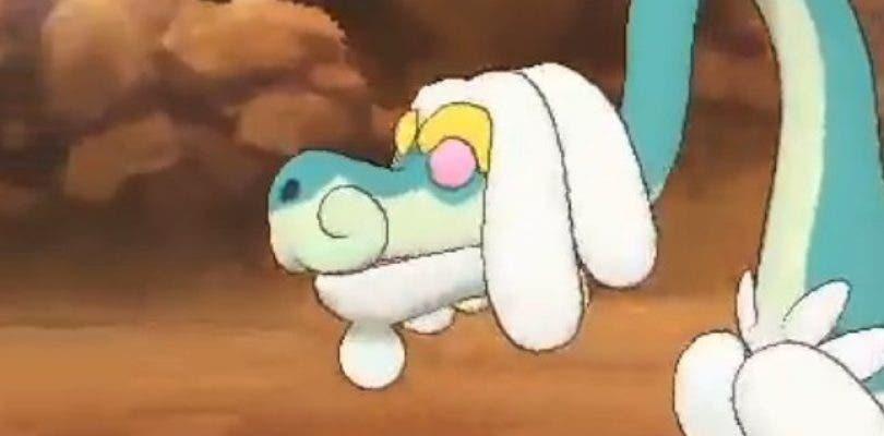 Se filtran nuevos Pokémon de Sol/Luna