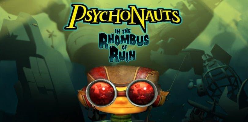 Psychonauts in the Rhombus of Ruin ha llegado a HTC Vive y Oculus Rift