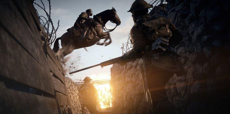 Descubre cómo funciona el combate a caballo en Battlefield 1