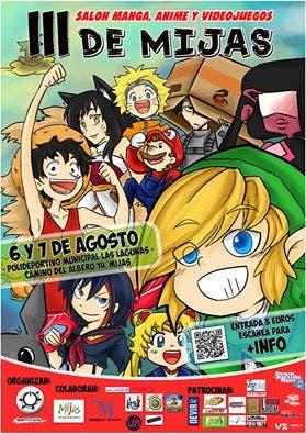 salon manga videojuego mijas