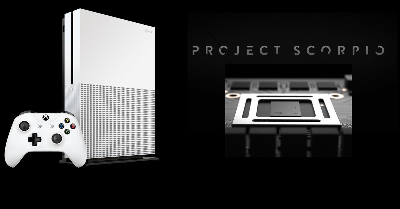 Xbox One S - Project Scorpio