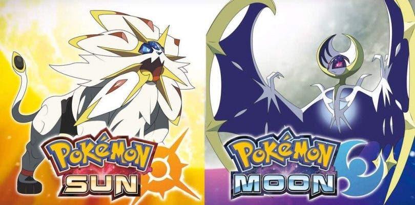 Se desvelan dos nuevos Pokémon para Pokemon Sol/Luna