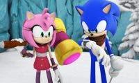 Nuevas imágenes de Sonic Boom: Fuego y Hielo