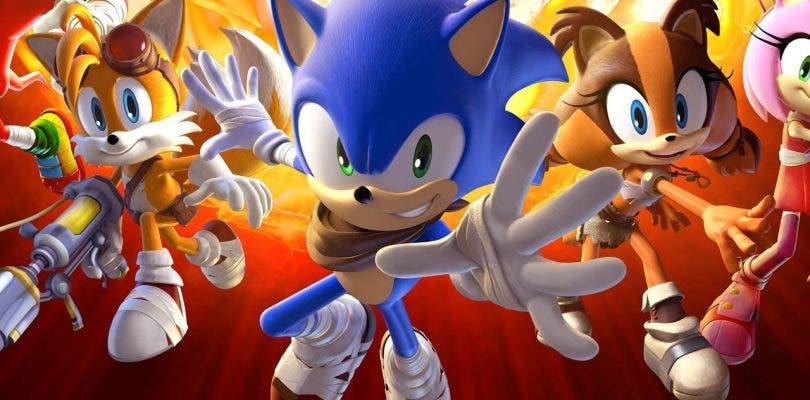 Nuevo vídeo de Sonic Boom: Fire & Ice en funcionamiento