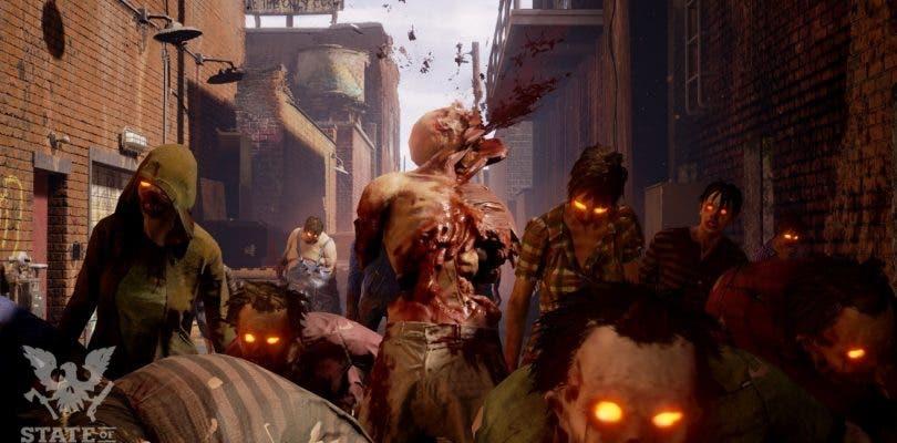 Recibiremos nueva información de State of Decay 2 en el E3 2017