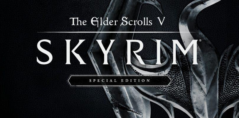 Podremos pasar nuestras partidas a Skyrim Special Edition