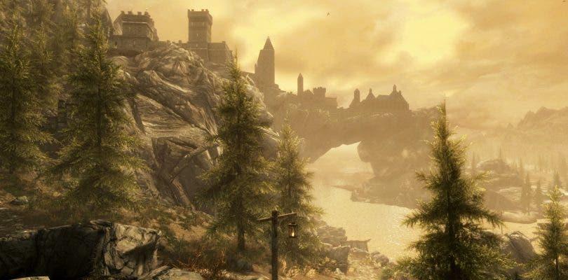 Skyrim Remaster quiere acercarse lo máximo a la nueva generación