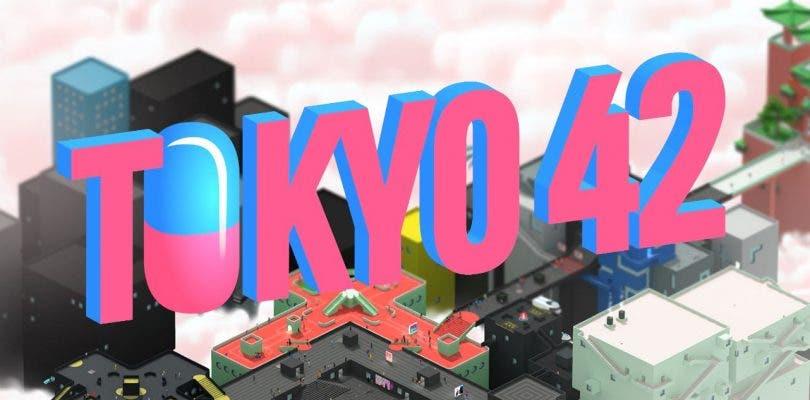 Tokyo 42 se muestra en un nuevo gameplay