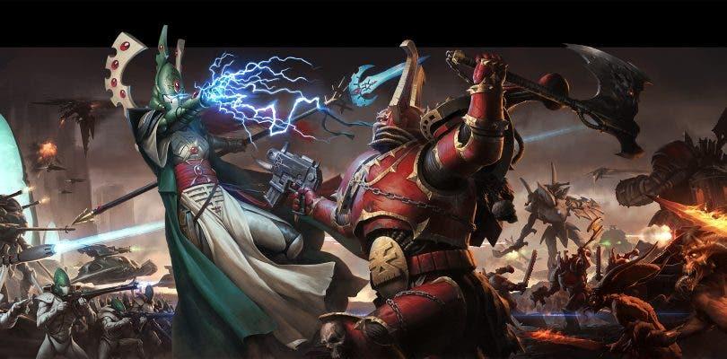 Los Eldar llegan al MMOFPS Warhammer 40,000: Eternal Crusade