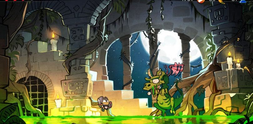 Primer diario de desarrollo de Wonder Boy: The Dragon's Trap