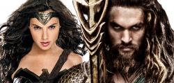 Imágenes de rodaje de Wonder Woman y Aquaman en Batman v Superman