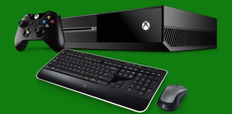 Xbox One tendrá soporte para teclado y ratón en unos meses