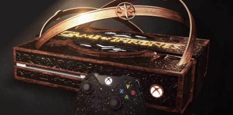 Así de espectacular es la Xbox One edición Juego de Tronos