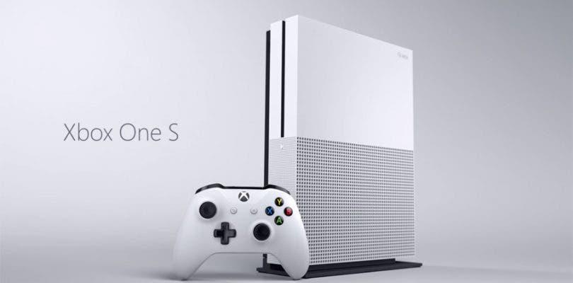 Se anuncian fechas de salida de Xbox One S de 1 TB y de 500 GB
