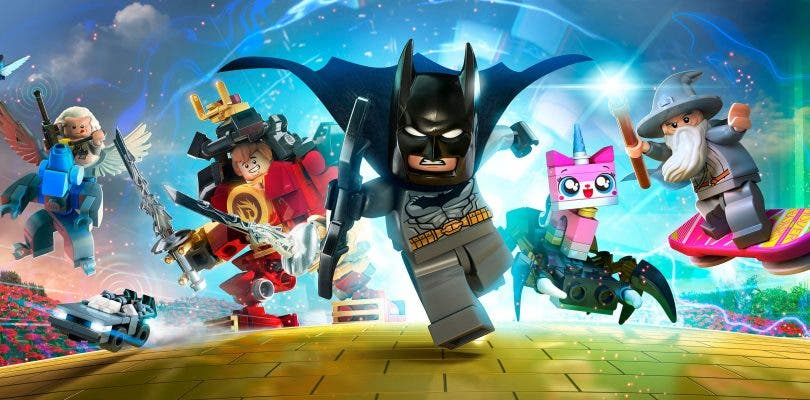 LEGO Dimensions ya tiene fecha de salida en España