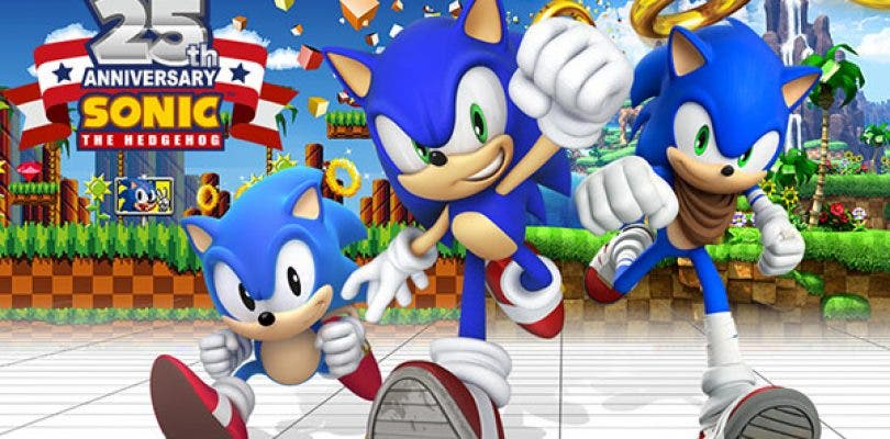 Sonic Mania será el próximo título 2D de Sonic