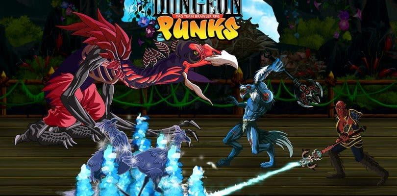Dungeon Punks ya tiene fecha de salida confirmada