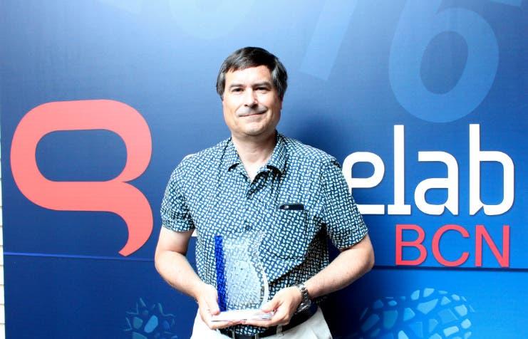David Braben Premio Leyenda Gamelab 2016