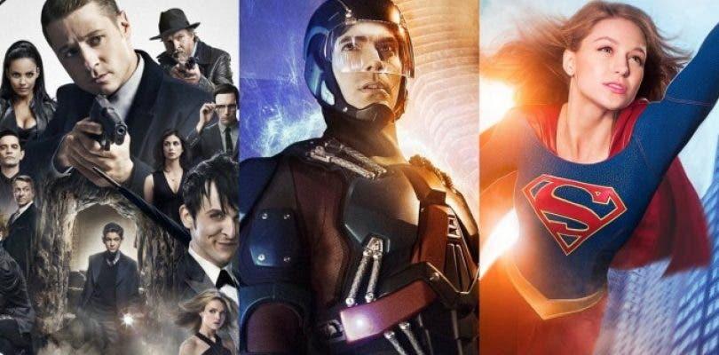 Nuevas promos de Gotham y se muestra cómo es Superman en Supergirl