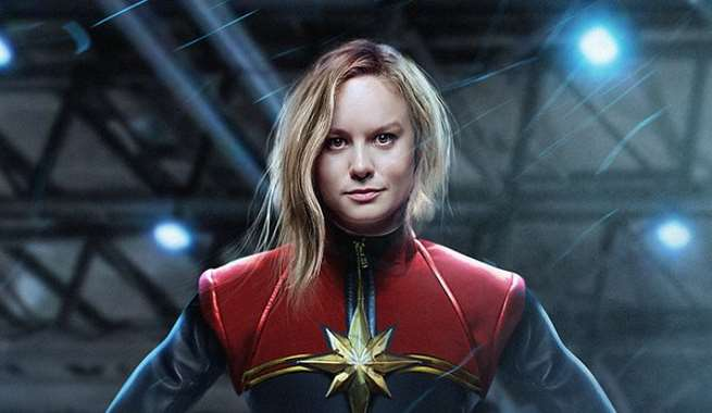 Areajugones Brie Larson Captain Marvel
