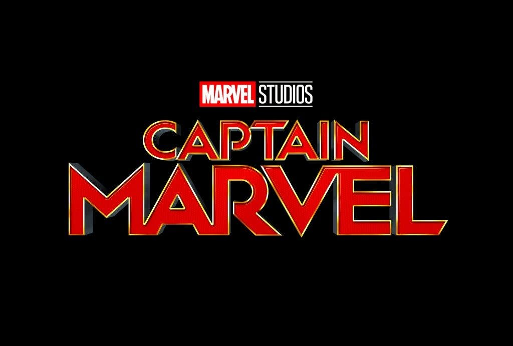 Areajugones Captain Marvel logo